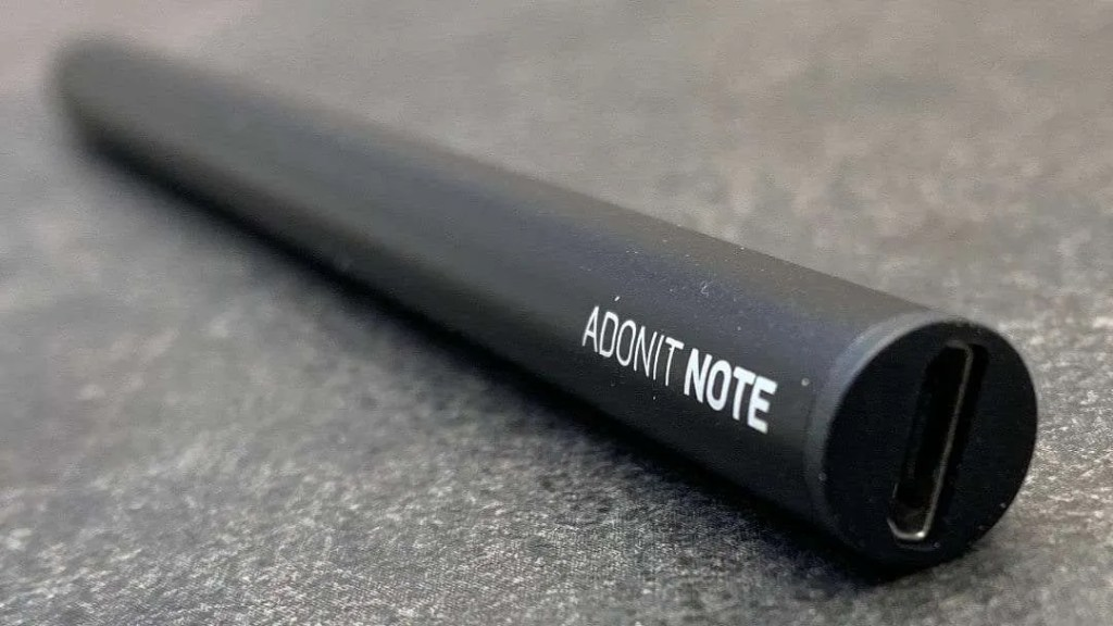 Adonit Note Pencil REVIEW