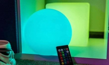 Loftek LED Light Ball REVIEW