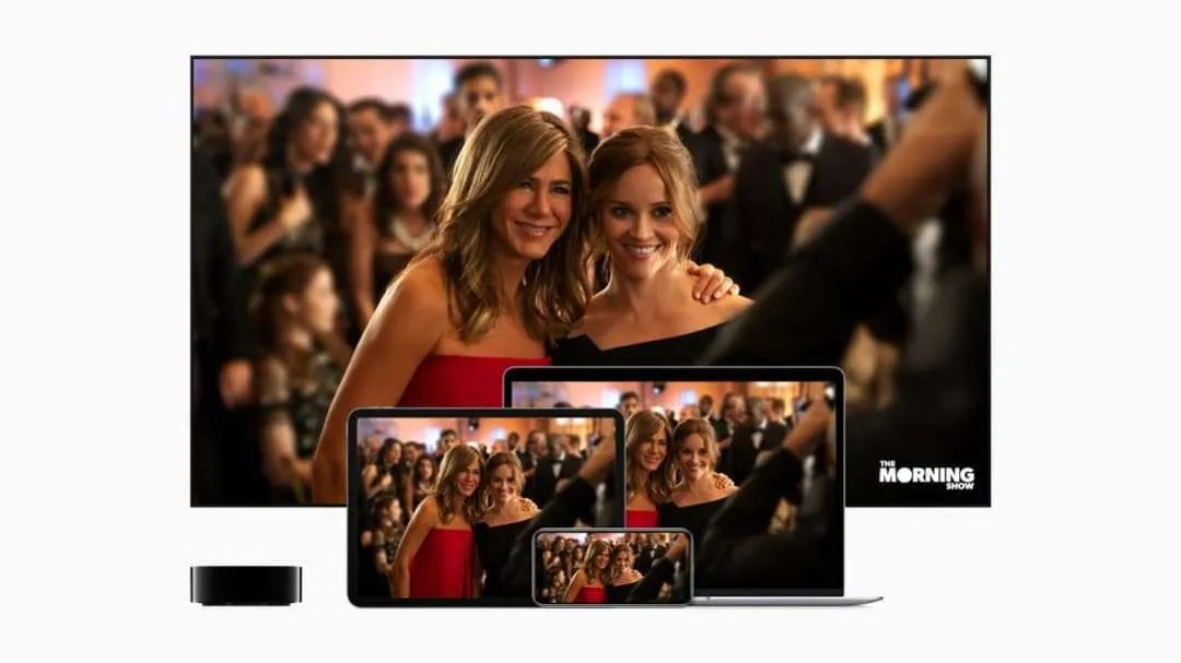 Apple TV+ launches November 1, featuring originals from the world's greatest storytellers NEWS