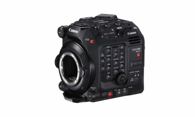 Own, Operate, Dominate: EOS C500 Mark II 5.9K Full Frame Cinema Camera Delivers Versatile, Affordable Solutions NEWS