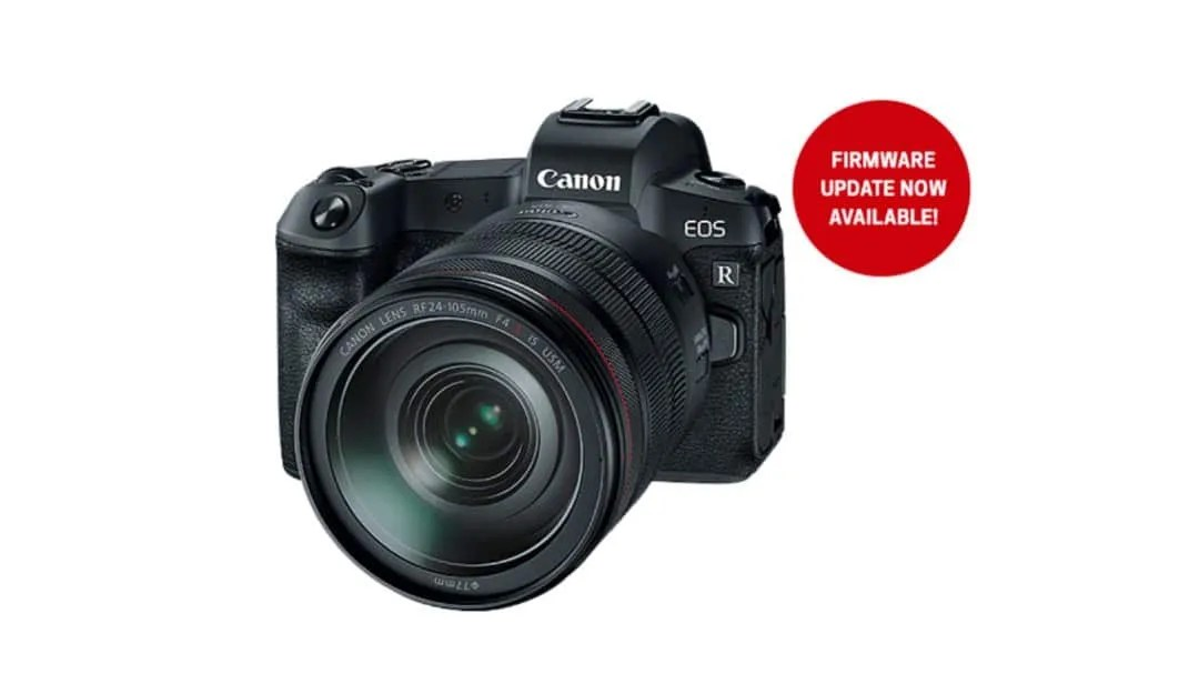 Canon Releases New Firmware for EOS R and RP