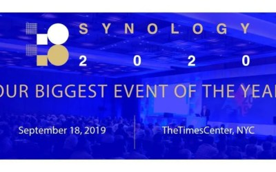 Synology Highlights 20 Years of Innovation and Future Roadmap at Synology 2020 NYC NEWS