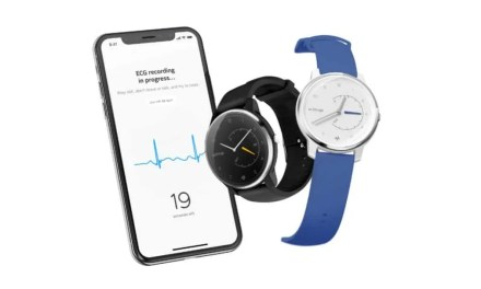 Withings Announces European Availability of Move ECG NEWS