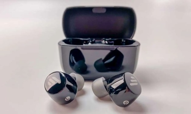 Edifier TWS1 True Wireless Bluetooth Earbuds REVIEW