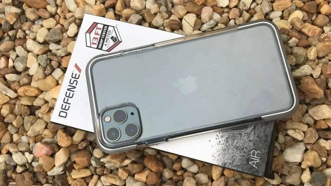 x-doria Defense Air iPhone 11 Pro Max Case REVIEW