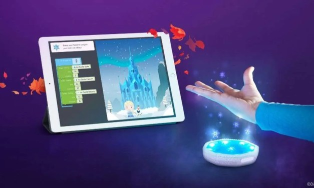 Awaken the Elements with Kano's Disney Frozen 2 Coding Kit NEWS