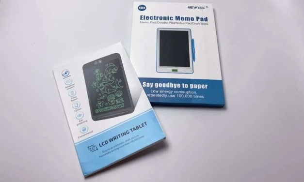 NEWYES LCD Writing Tablets REVIEW