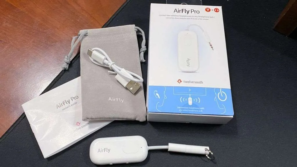 AirFly Pro Bluetooth Transmitter and Receiver REVIEW