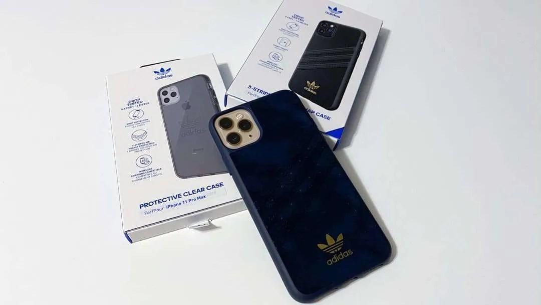 Adidas iPhone 11 Pro Max Cases REVIEW