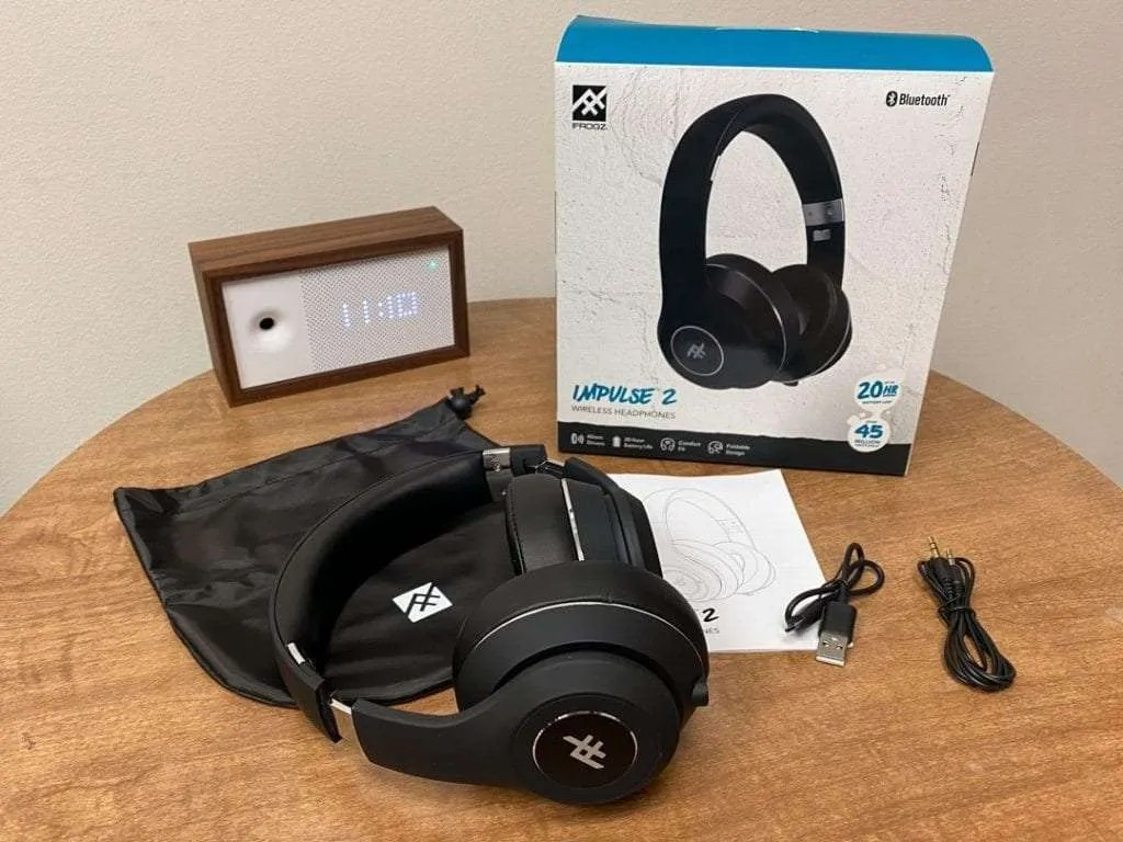 IFROGZ Impulse 2 Wireless Headphones REVIEW