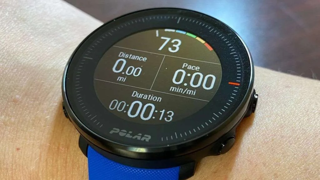 Polar Vantage M Training Watch REVIEW