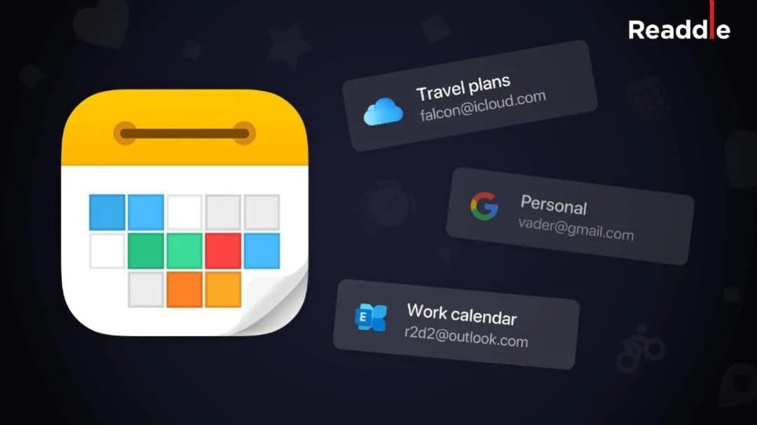 Calendars by Readdle Now Connects to Outlook NEWS