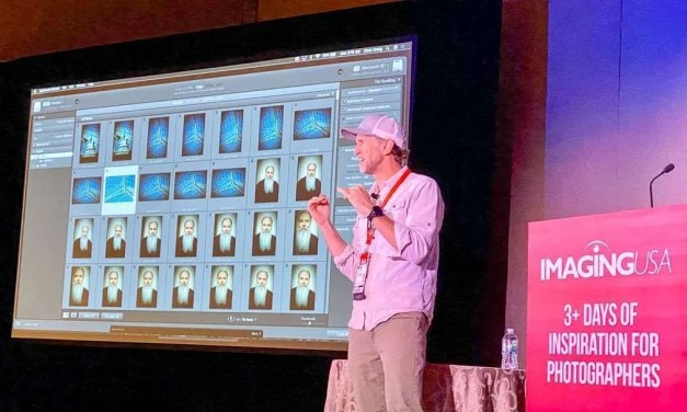 Imaging USA Day Two: Get Started with the Lightroom Essentials