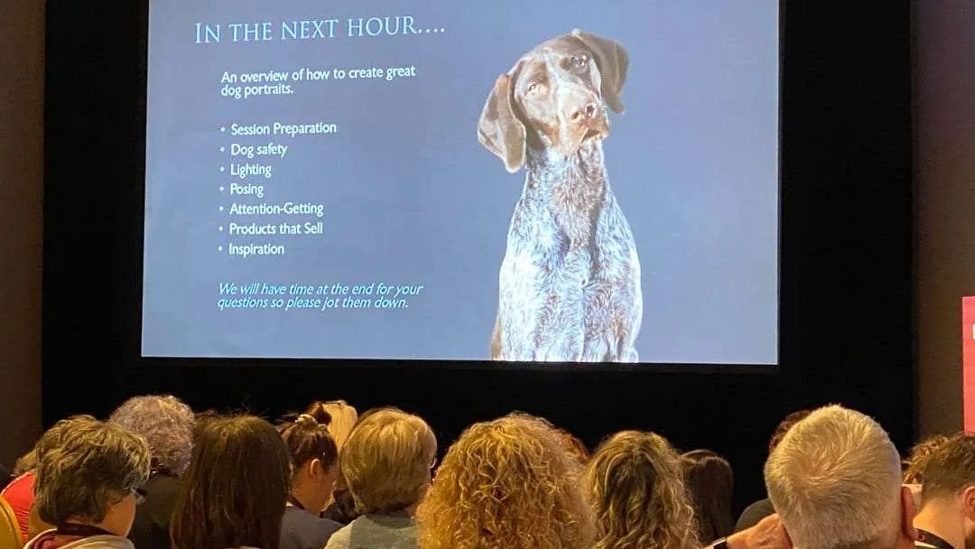 Imaging USA Day Two: How to Talk Dog