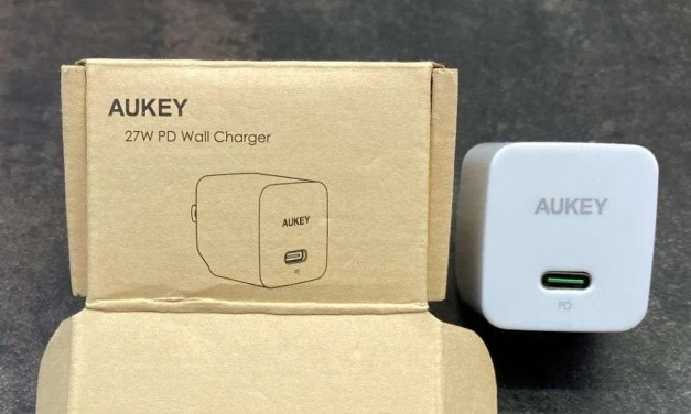 AUKEY Minima 27W USB-C PD Charger REVIEW Tiny Yet Mighty