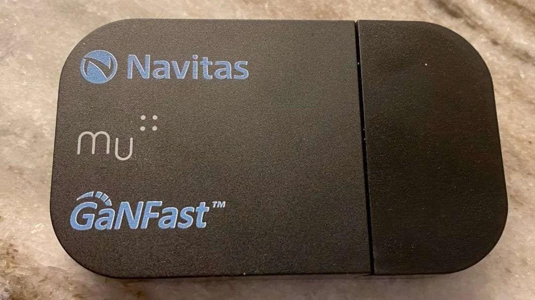 Navitas GaNFast Universal international charger REVIEW