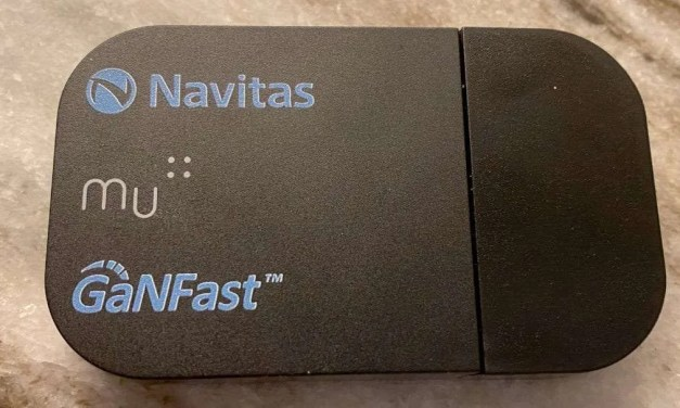 Navitas GaNFast Universal international charger REVIEW