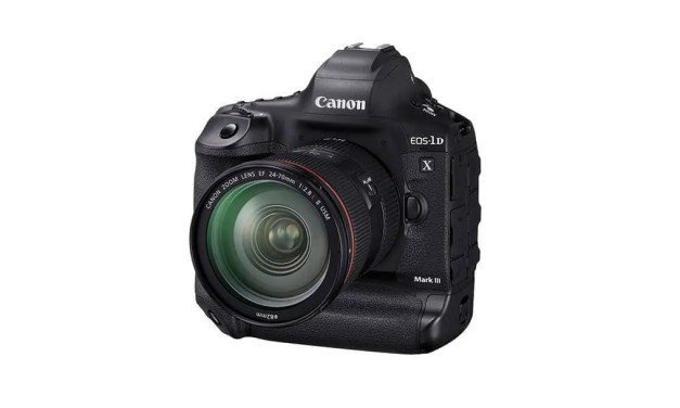 A Masterpiece In Engineering And Design: Canon Announces The EOS-1D X Mark III Camera NEWS