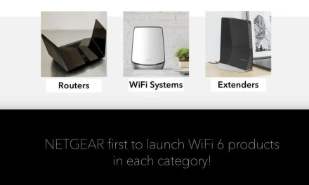 NETGEAR Reveals New Networking Products at CES 2020 NEWS
