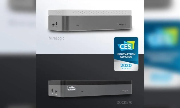 Targus Showcases Award-Winning Docking Solutions at CES 2020 NEWS