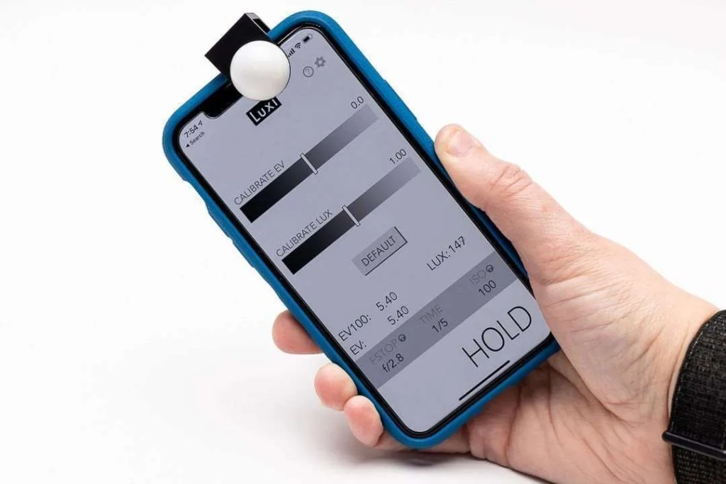 Luxi For All Incident Light Meter for Mobile Devices REVIEW