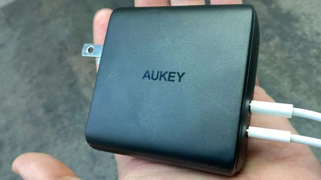 AUKEY Focus Duo 63W USB-C PD Wall Charger REVIEW