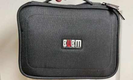 BUBM Double Layer Medium size Travel Organizer REVIEW