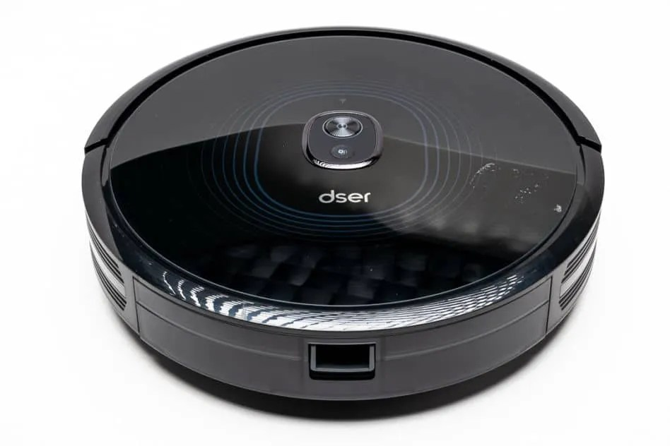 DSER RoboGeek 23T Robotic Vacuum Cleaner REVIEW