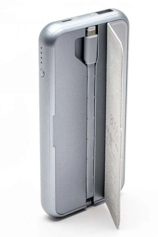 MOPHIE POWERSTATION PLUS XL WITH WIRELESS OUTPUT AND INTEGRATED LIGHTNING CABLE REVIEW