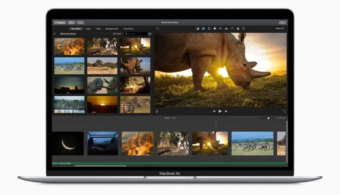 New MacBook Air has more to love