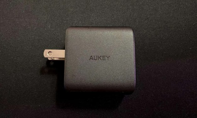 AUKEY Omnia Duo 65W USB-C Dual-Port Charger REVIEW