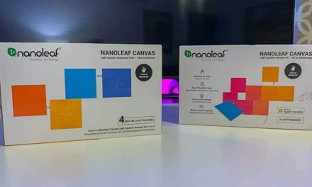 Nanoleaf Canvas Smart LED Lighting REVIEW