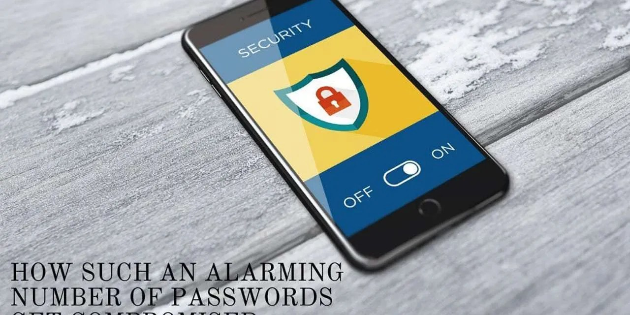 How Such an Alarming Number of Passwords Gets Compromised