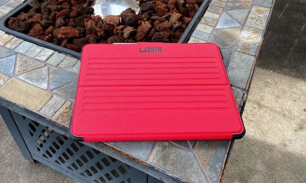 UAG Metropolis 4th gen iPad Pro Case REVIEW