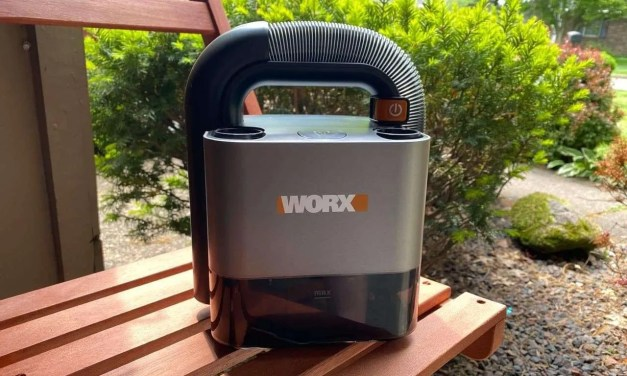WORX 20V POWER SHARE PORTABLE VACUUM REVIEW