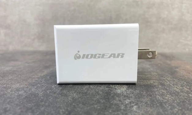 IOGEAR 60W GaN Charger Review