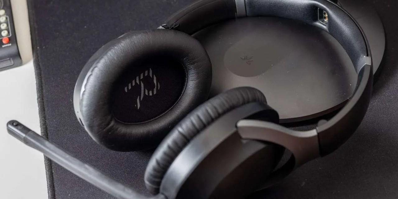 Avantree Aria Me Over ear ANC Headphones REVIEW