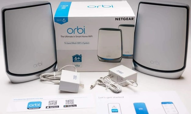 NETGEAR Orbi WiFi 6 Mesh Router REVIEW The Best Just Got Better