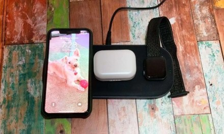 AUKEY Graphite Trio Wireless Fast Charger REVIEW