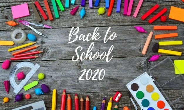 Tech for Going Back to School 2020 Edition