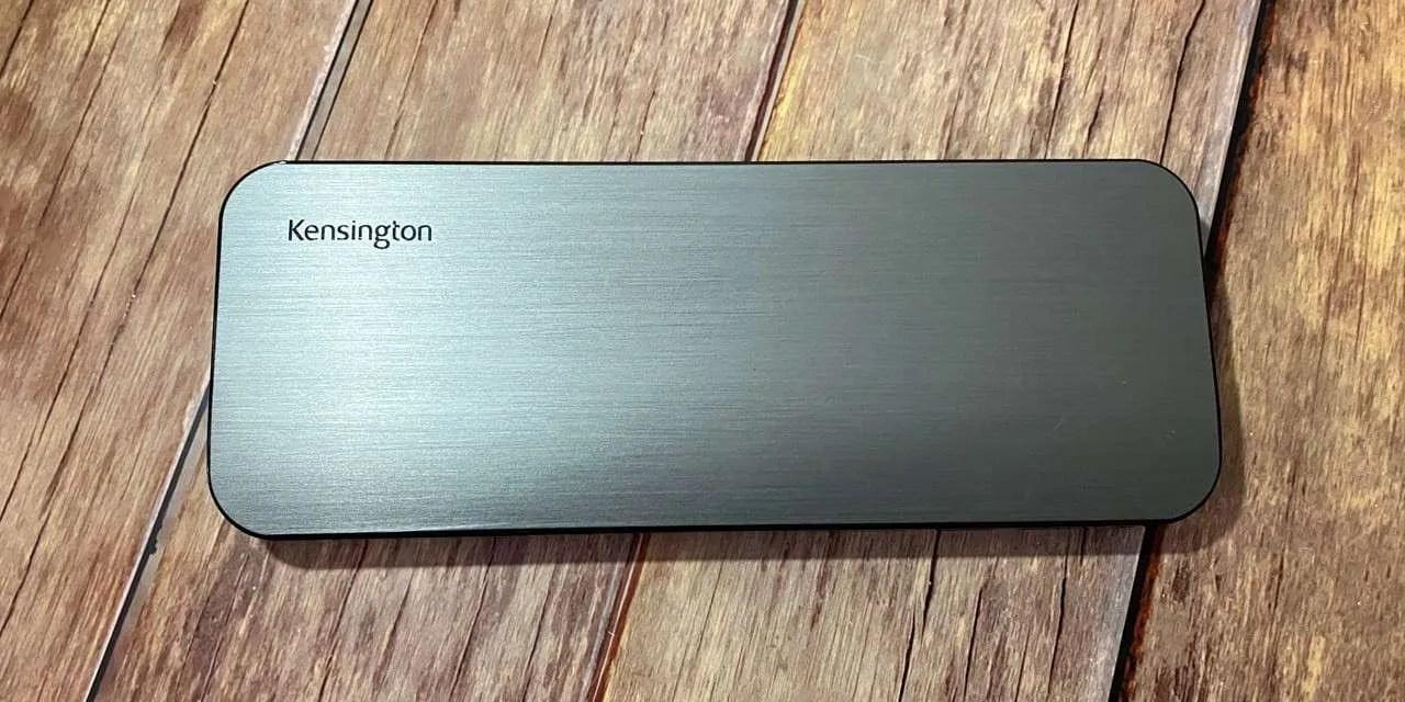 Kensington SD5300T Thunderbolt 3 Dock reVIEW