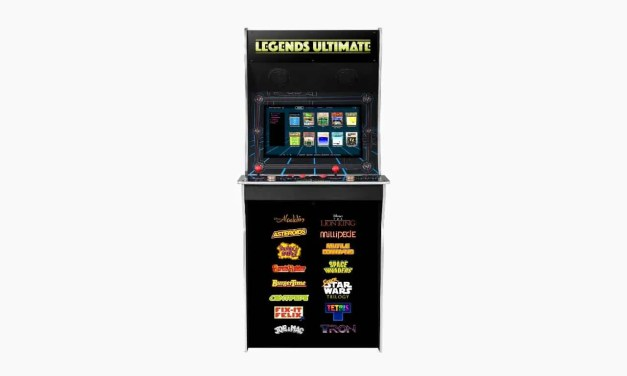Pre-Orders Start Today for the Legends Ultimate Arcade NEWS