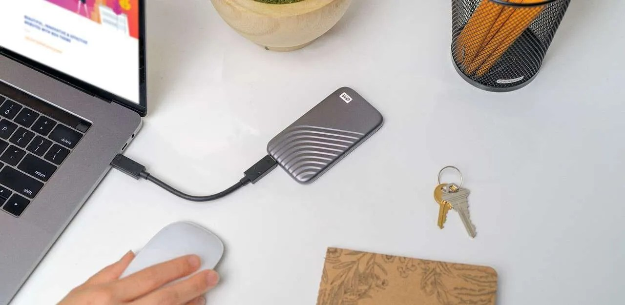 NEW SLEEK WESTERN DIGITAL MY PASSPORT SSD IS BUILT FOR SPEED TO ACCELERATE PRODUCTIVITY NEWS