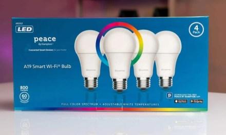 Peace By Hampton Smart Wifi Bulbs REVIEW
