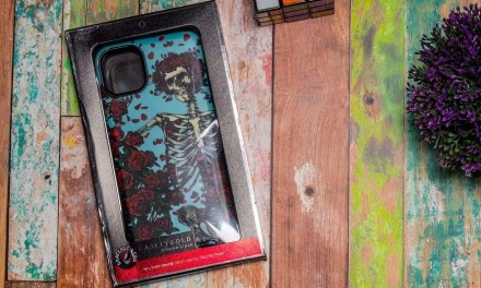 Casely Premium Tempered Glass Screen Protector and Forever Grateful Case REVIEW