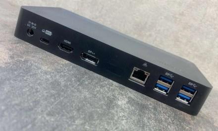 Kensington SD4700P Universal USB-C and USB-3.0 Docking Station REVIEW