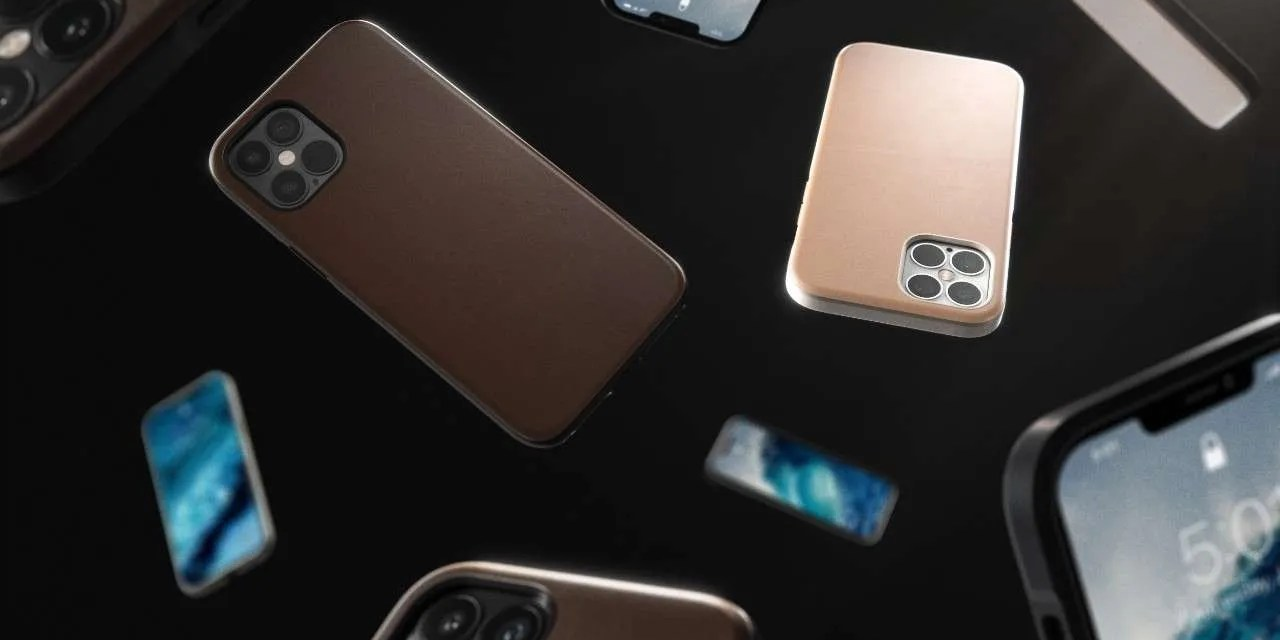 NOMAD Reveals New Cases for the iPhone 12 Series NEWS