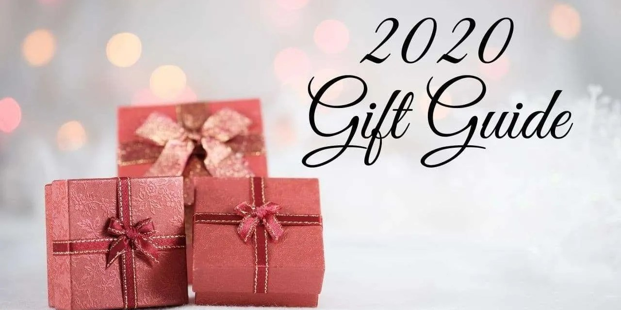 Holiday Gift Guide 2020 Edition