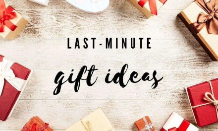 Last-Minute Gift Ideas for Black Friday and Cyber Monday