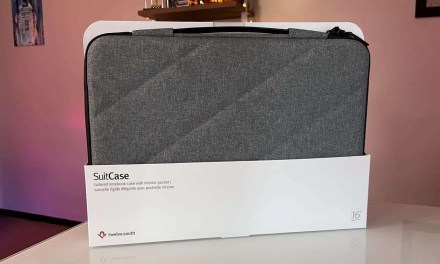 Twelve South SuitCase for MacBook REVIEW